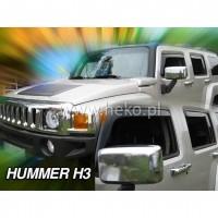 HUMMER H3 5D ΖΕΥΓΑΡΙ ΑΝΕΜΟΘΡΑΥΣΤΕΣ ΑΥΤΟΚΙΝΗΤΟΥ ΑΠΟ ΕΥΚΑΜΠΤΟ ΦΙΜΕ ΠΛΑΣΤΙΚΟ HEKO - 2 ΤΕΜ. Hummer americat.gr