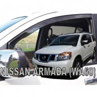 NISSAN ARMADA WA60 5D 2004-2016 - ΖΕΥΓΑΡΙ ΑΝΕΜΟΘΡΑΥΣΤΕΣ (2 ΤΕΜ.) Nissan americat.gr