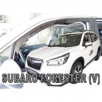 SUBARU FORESTER 5D 2019> ΖΕΥΓΑΡΙ ΑΝΕΜΟΘΡΑΥΣΤΕΣ ΑΠΟ ΕΥΚΑΜΠΤΟ ΦΙΜΕ ΠΛΑΣΤΙΚΟ HEKO - 2 ΤΕΜ. Subaru americat.gr