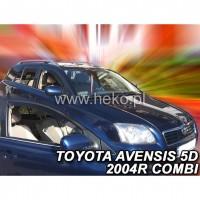 TOYOTA AVENSIS (T25) 4D SEDAN 2003>2009 - ΖΕΥΓΑΡΙ ΑΝΕΜΟΘΡΑΥΣΤΕΣ HEKO (2 ΤΕΜ.) Toyota americat.gr