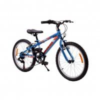 """ΠΟΔΗΛΑΤΟ 20"""" PASSATI GERALD 6 SPD SHIMANO RS35(ΜΕΤΑΛΛΙΚΟ/ΜΠΛΕ) Ποδήλατα 20 ιντσών americat.gr"""