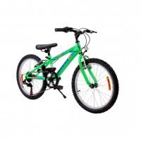 """ΠΟΔΗΛΑΤΟ 20"""" PASSATI GERALD 6 SPD SHIMANO RS35(ΜΕΤΑΛΛΙΚΟ/ΠΡΑΣΙΝΟ) Ποδήλατα 20 ιντσών americat.gr"""