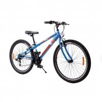 """ΠΟΔΗΛΑΤΟ 26"""" PASSATI GERALD 18SPD SHIMANO RS35(ΜΕΤΑΛΛΙΚΟ/ΜΠΛΕ) Ποδήλατα 26 ιντσών americat.gr"""