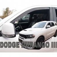 DODGE DURANGO 5D 2011> - ΖΕΥΓΑΡΙ ΑΝΕΜΟΘΡΑΥΣΤΕΣ (2 ΤΕΜ.) Dodge americat.gr