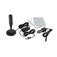 Κεραία GLOBO 1 12V/24V 130mm για ψηφιακή TV 300cm Καλώδιο Διάφορα Ηλεκτρικά americat.gr