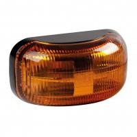 ΦΩΣ ΟΓΚΟΥ 10>30V ΜΕ 4 LED ΠΟΡΤΟΚΑΛΙ 60x32x25mm 1ΤΕΜ. Φώτα Ογκου americat.gr
