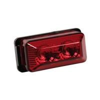 Φως Φορτηγού 24V 2LED 70x35mm Κόκκινο Διάφορα Φώτα americat.gr