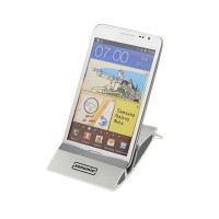 Βάση XENOMIX DESK SHG-DK100 για smart/tablet λευκή Διάφορες Θήκες americat.gr