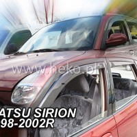 DAIHATSU SIRION 5D 1998>2005 - ΖΕΥΓΑΡΙ ΑΝΕΜΟΘΡΑΥΣΤΕΣ (2 ΤΕΜ.) Daihatsu americat.gr