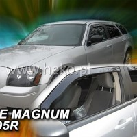 DODGE MAGNUM 5D 2005>2008 - ΖΕΥΓΑΡΙ ΑΝΕΜΟΘΡΑΥΣΤΕΣ (2 ΤΕΜ.) Dodge americat.gr