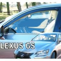 LEXUS GS IV 250 4D 2012> ΖΕΥΓΑΡΙ ΑΝΕΜΟΘΡΑΥΣΤΕΣ ΑΥΤΟΚΙΝΗΤΟΥ ΑΠΟ ΕΥΚΑΜΠΤΟ ΦΙΜΕ ΠΛΑΣΤΙΚΟ HEKO - 2 ΤΕΜ. Lexus americat.gr