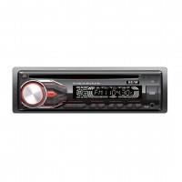 ΡΑΔΙΟ CD/FM/USB/SD/MP3 4x60W GEAR ΜΕ REMOTE CONTROL (ΚΟΚΚΙΝΟΣ ΦΩΤΙΣΜΟΣ) Multimedia americat.gr