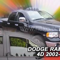 DODGE RAM 1500 4D 2002>2008 - ΖΕΥΓΑΡΙ ΑΝΕΜΟΘΡΑΥΣΤΕΣ (2 ΤΕΜ.) Dodge americat.gr