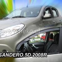 DACIA SANDERO / STEPWAY I 5D 2008>2012 - ΖΕΥΓΑΡΙ ΑΝΕΜΟΘΡΑΥΣΤΕΣ (2 ΤΕΜ.) Dacia americat.gr