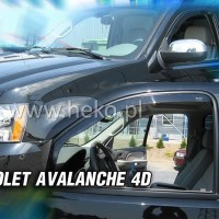 CHEVROLET AVALANCE 4D 2007> - ΖΕΥΓΑΡΙ ΑΝΕΜΟΘΡΑΥΣΤΕΣ (2 ΤΕΜ.) Chevrolet americat.gr