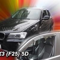 BMW X3 F25 5D 2010>2017 - ΖΕΥΓΑΡΙ ΑΝΕΜΟΘΡΑΥΣΤΕΣ (2 ΤΕΜ.) BMW americat.gr