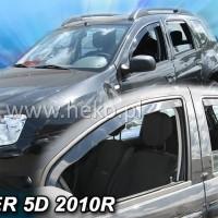 DACIA DUSTER I 5D 2010>2018 - ΖΕΥΓΑΡΙ ΑΝΕΜΟΘΡΑΥΣΤΕΣ (2 ΤΕΜ.) Dacia americat.gr