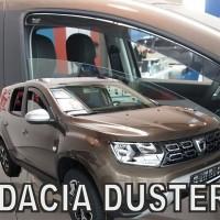 DACIA DUSTER II 5D 2018> - ΖΕΥΓΑΡΙ ΑΝΕΜΟΘΡΑΥΣΤΕΣ (2 ΤΕΜ.) Dacia americat.gr