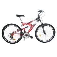 """ΠΟΔΗΛΑΤΟ 26"""" BLASTER ΚΟΚΚΙΝΟ Ποδήλατα 26"""