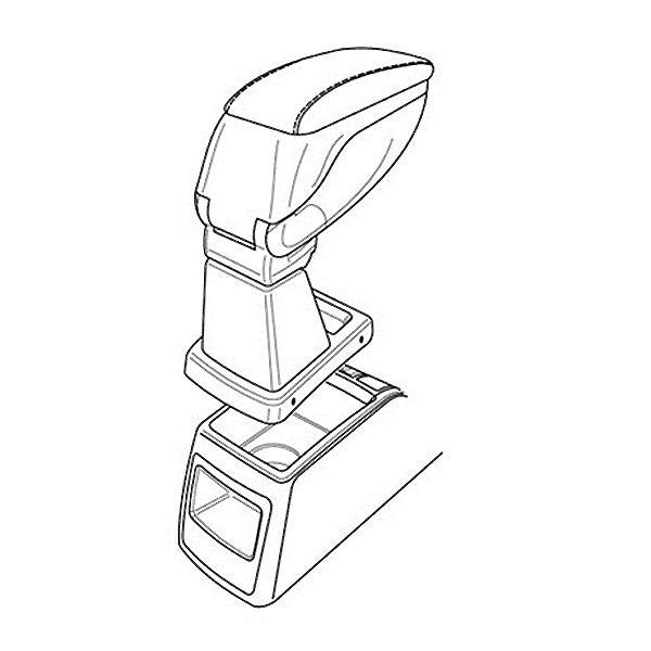 Fiat Idea 01040508 Lampa